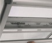 天窓に取り付けるブラインド、防虫スクリーン