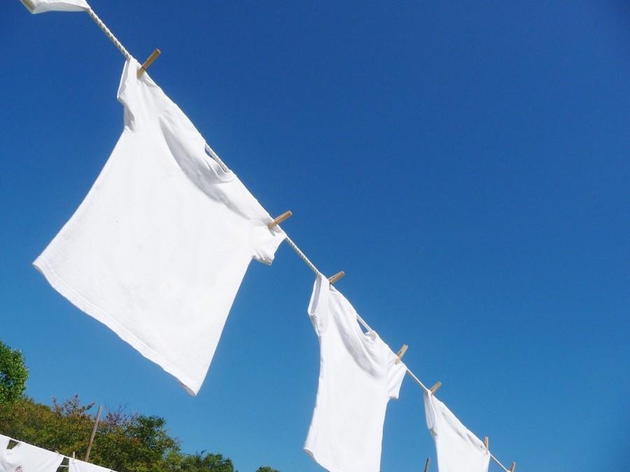 塗装中の洗濯は?