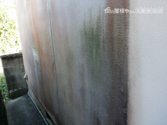 木造2階建て外壁塗装