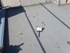 大阪市北区 ウレタン防水工事ケレン作業