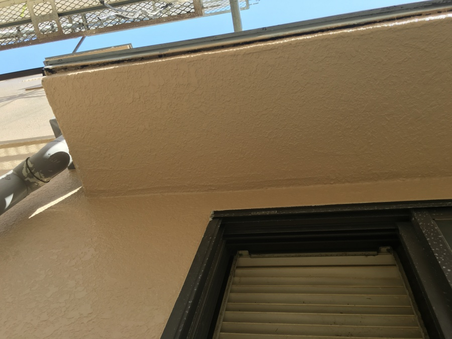外壁塗装軒裏