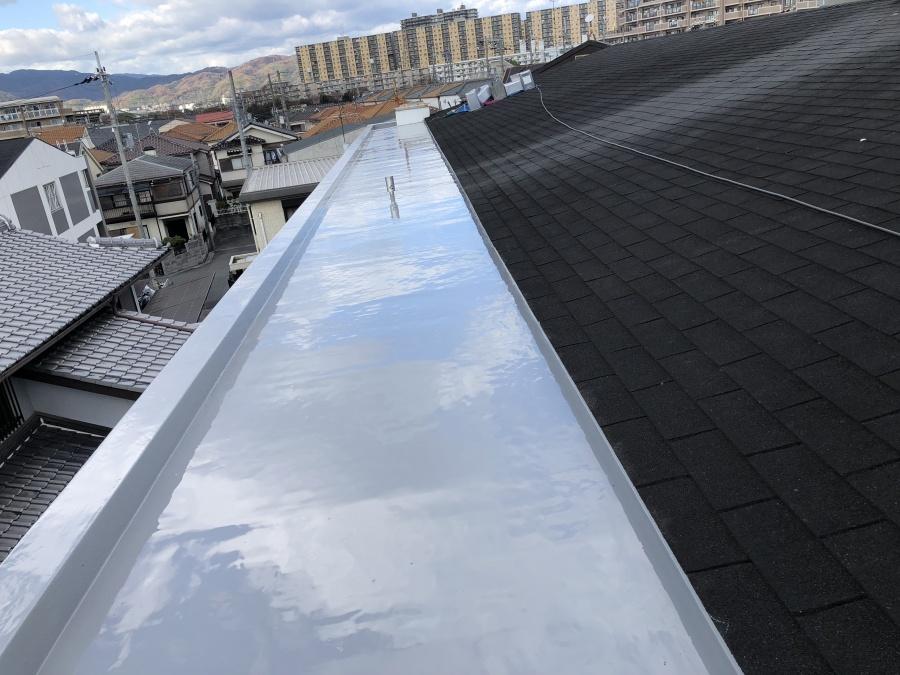 屋上ウレタン防水工事
