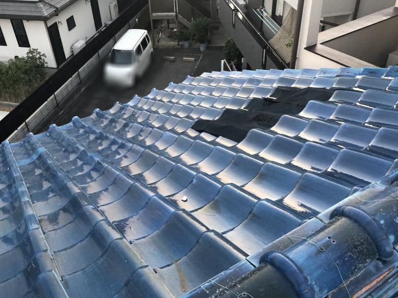 雨漏りしているお住まいの屋根