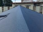 屋根葺き替え後の金属屋根