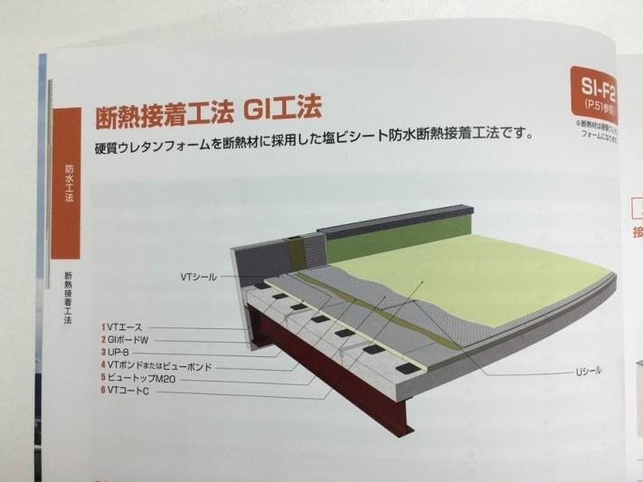 断熱接着工法 GI工法