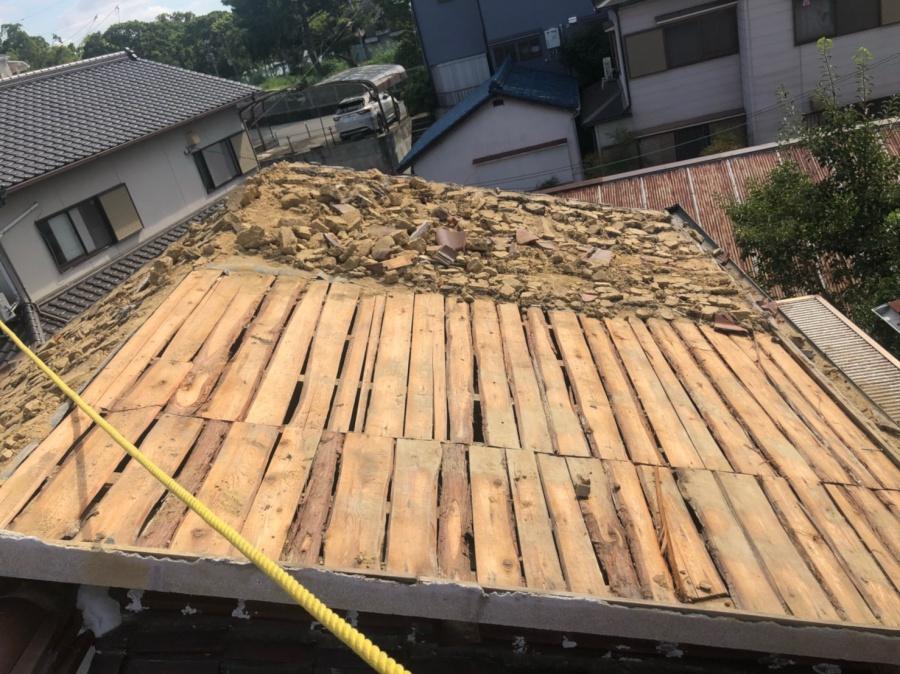 葺き替え工事