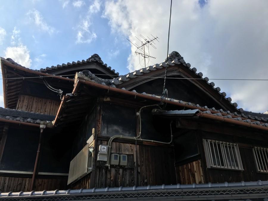 木造2階建て住宅
