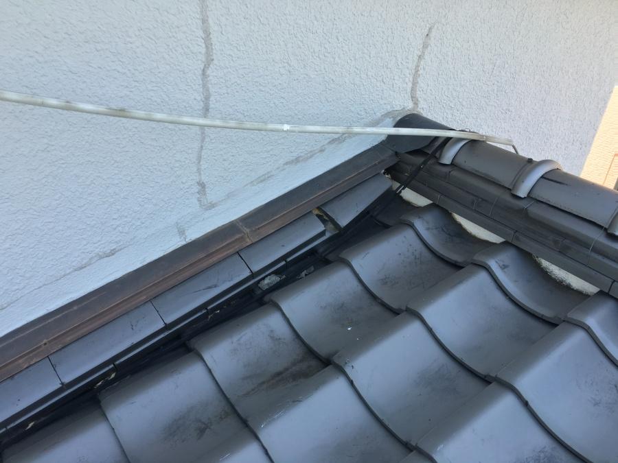 屋根瓦ずれ