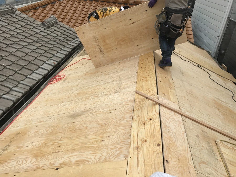 下地構造用合板 12mm