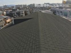 既存の屋根材アスファルトシングル