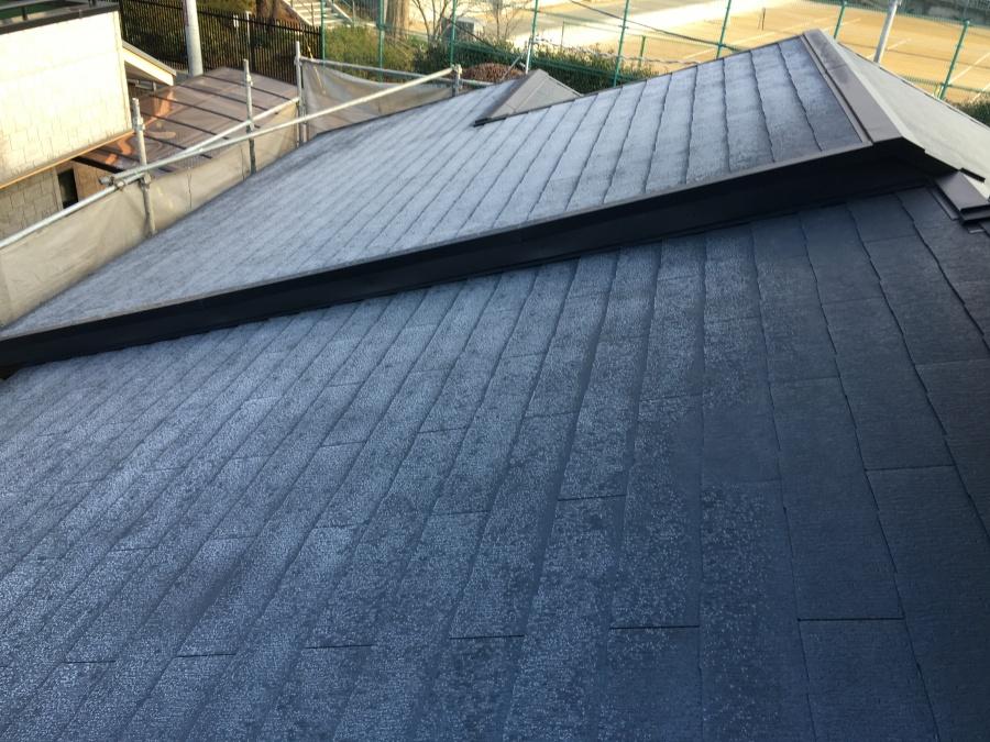 スレート屋根カラーベスト