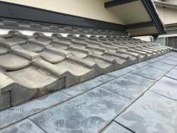 腰葺き屋根