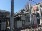 お寺入口門と外観