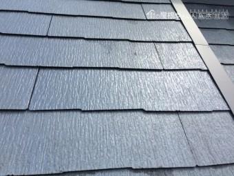 屋根補修終了