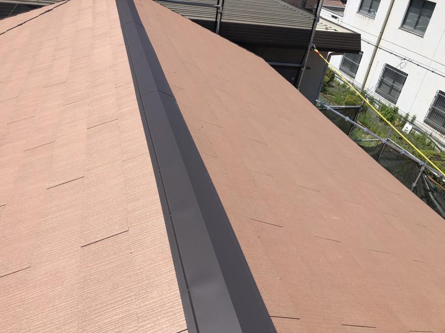 コロニアルクアッド屋根