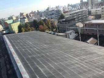 補修前のアスファルトシングル屋根