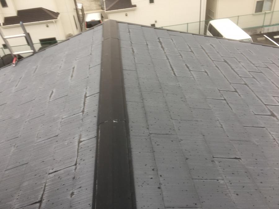 立平への屋根カバー工事施工前