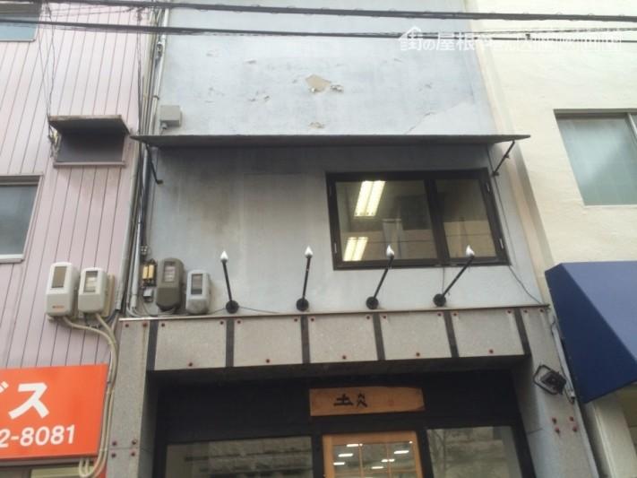 東淀川区の現場より外観全貌施工前