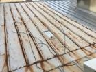 瓦棒屋根の雨漏りによるサビなどの劣化
