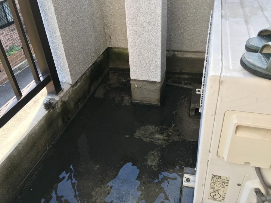 防水トラブル