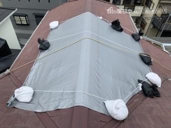 フルベスト24葺き 屋根現状