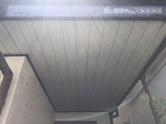 玄関ポーチ天井