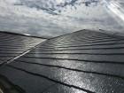 芦屋市スレート屋根の現地調査