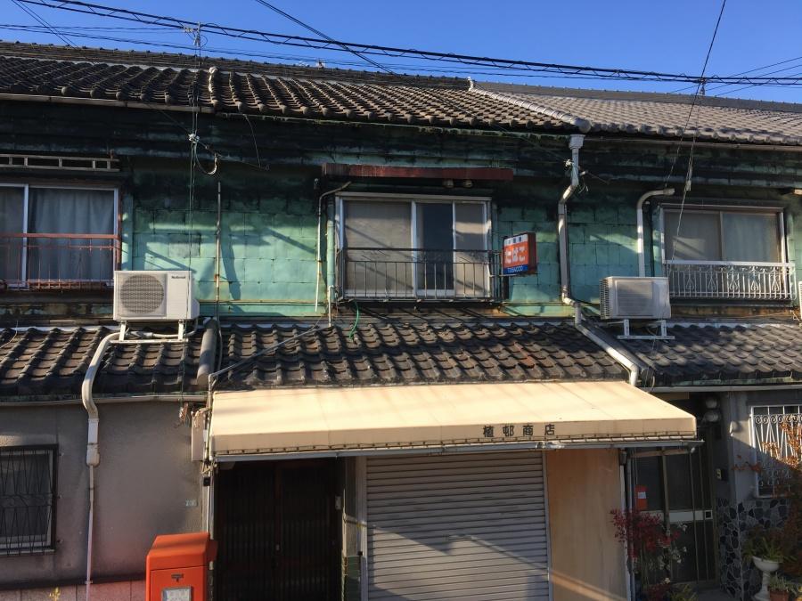 木造2階建て住宅雨漏り調査