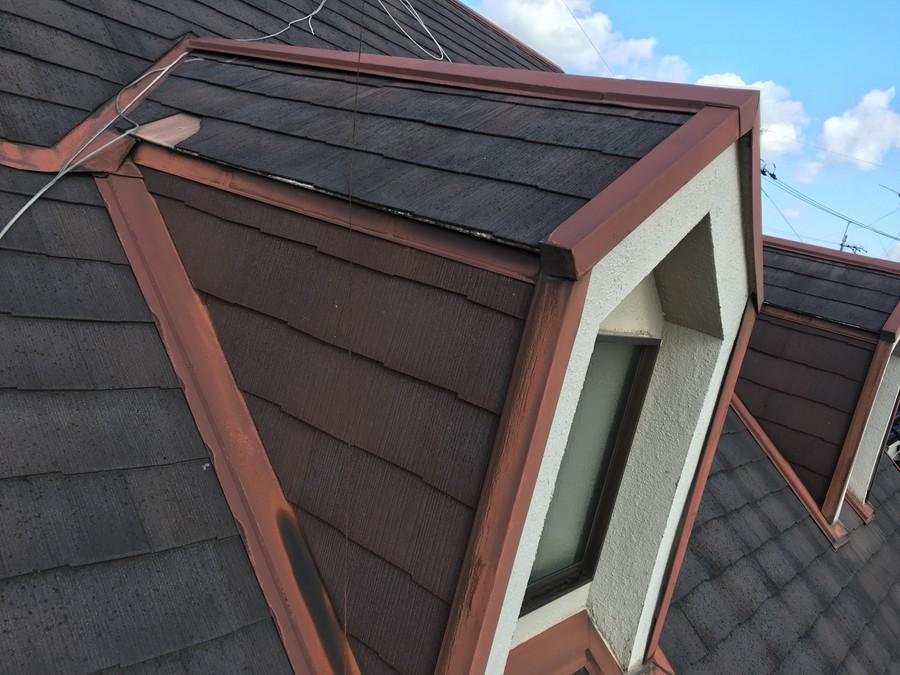 屋根ドーマ
