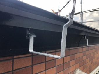 雨樋金物設置