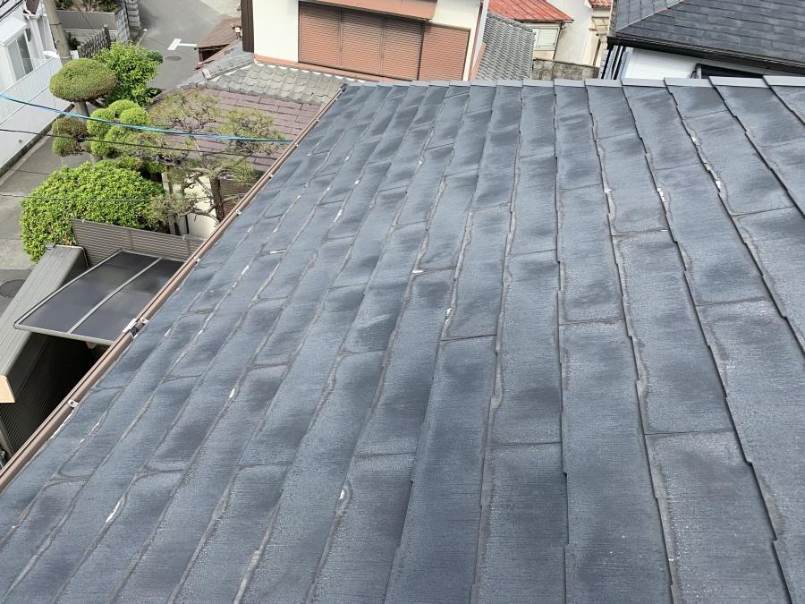 防水性能が低下したスレート屋根