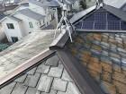 カラーベスト屋根 屋根調査