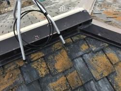 屋根葺き替え 換気棟