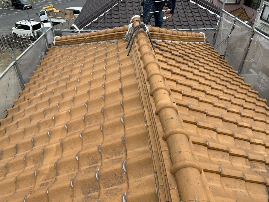 豊中市 瓦修理 プロが無料で最適な修理方法をご提案します