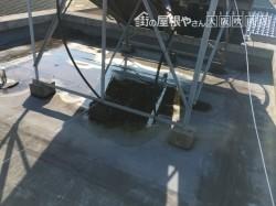塩ビシート防水