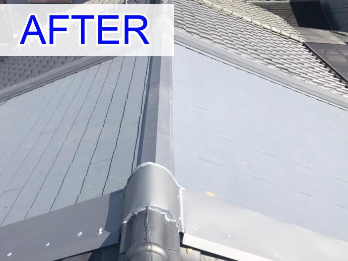 吹田市 雨漏りがきっかけ 葺き替えで屋根を復活させます!