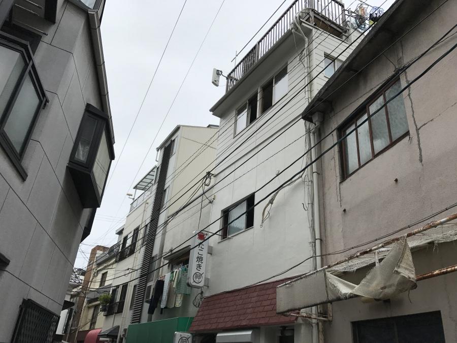 大阪市北区 雨漏り点検!プロが無料で原因調査いたします