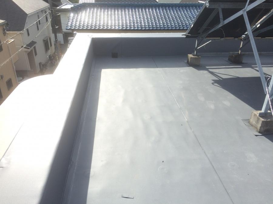 豊中市 雨漏りが発生した屋上!プロの雨漏り防水工事とは?