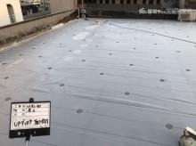 防水工事UPディスク取付