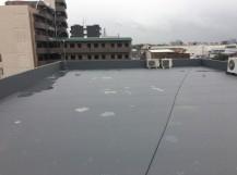 屋上塩ビ防水