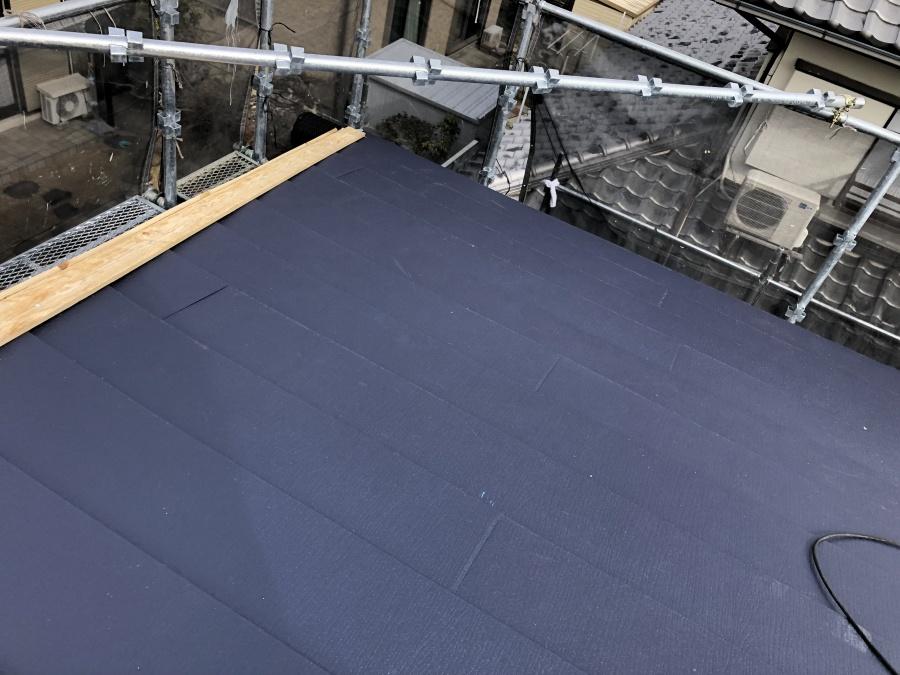 屋根リフォームガルバリウム鋼板