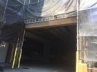 足場組み換え工事