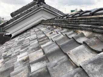 瓦屋根葺き替え調査