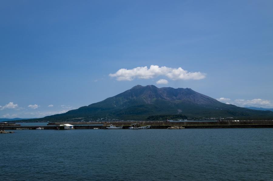 九州地方の火山、活火山